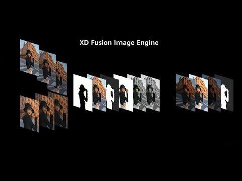XD Fusion Image Engine в телефоните от серията Huawei P40, BG Audio