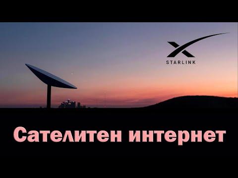 Сателитен интернет Starlink от SpaceX - как да поръчаме (Plus Code with City)?
