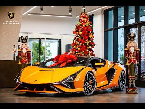 First Lamborghini Sian in North America - Delivery Day!