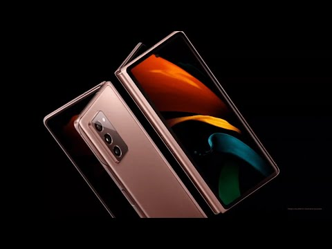 Samsung Galaxy Z Fold 2 - подобренията на дисплея и пантата, представени на Galaxy Unpacked