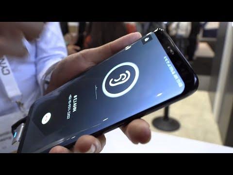 Samsung Displays Booth Tour at SID Display Week 2018