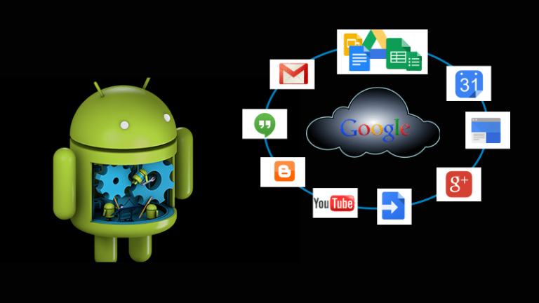 Android OS GMS Google Mobile Services