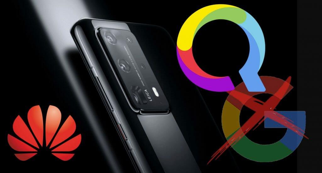 Huawei Quant Google