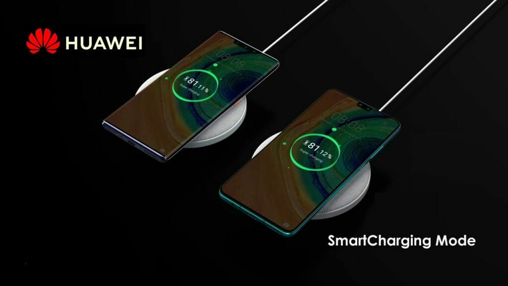 Huawei Smart Charging mode