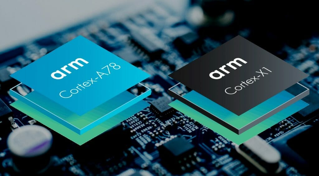 Cortex-A78-X1 arm
