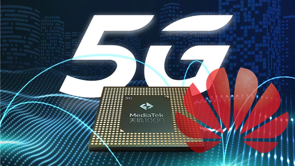 5G MediaTek Honor Huawei partneship