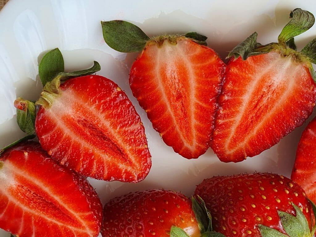 ягоди мобилна фотография