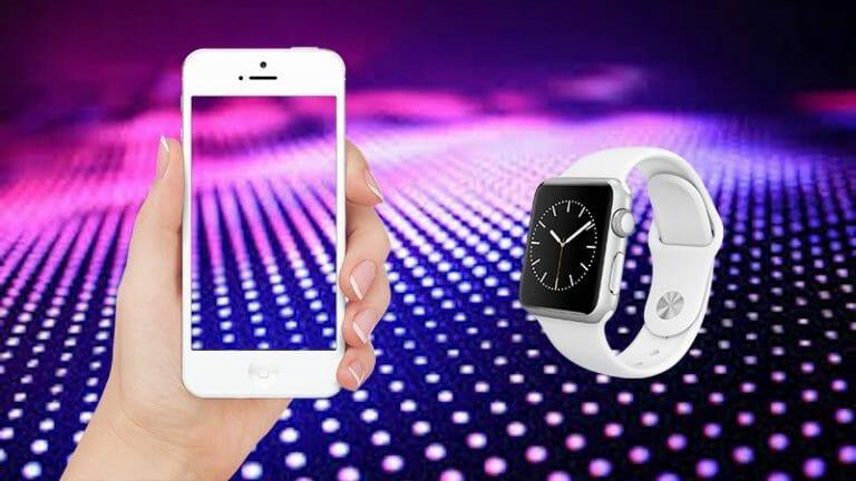 Apple micro-LED China