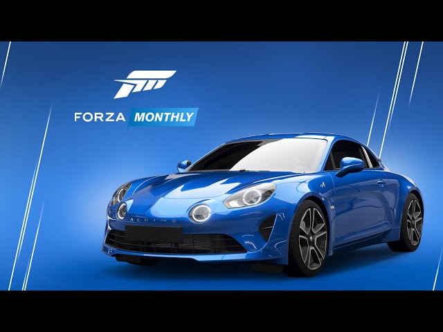 Forza Monthly