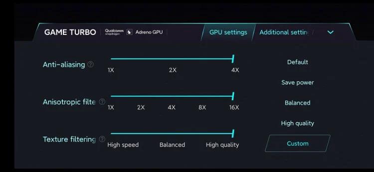 Xiaomi Mi 10 Pro Plus ще получи уникален софтуерен двигател, наречен Game Turbo