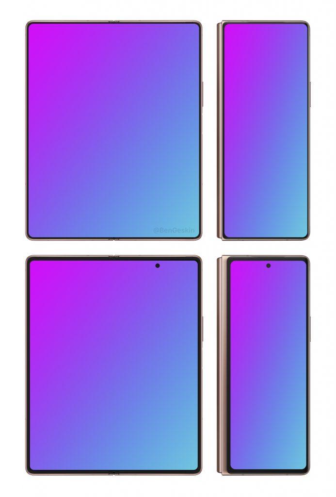 Galaxy Z Fold 2 vs. Galaxy Z Fold 3