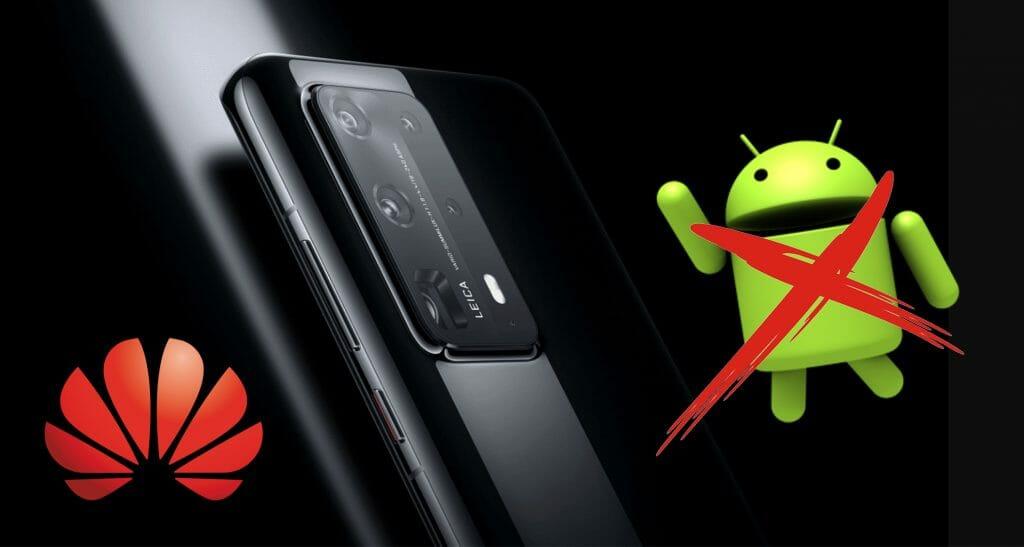САЩ решиха: нито един смартфон на Huawei няма да получи актуализации на Android отново
