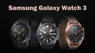 Samsung Galaxy Watch 3 - характеристики и цена