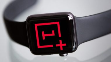 OnePlus-smart-watch умен часовник смарт уоч