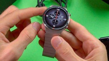 Huawei Watch GT2 Pro Porsche Design