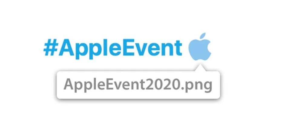 Apple Event хаштаг Twitter