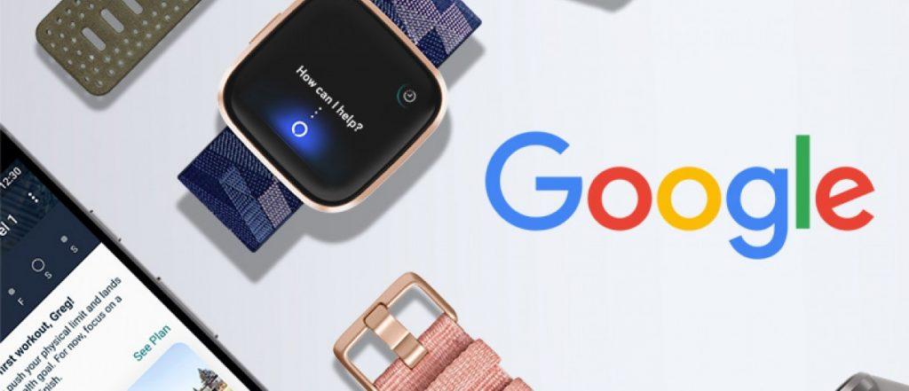 Google FitBit Watch часовник