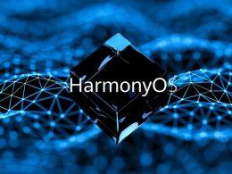 Harmony OS HongMeng