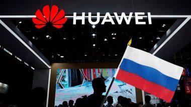 5G Huawei Русия