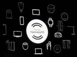 Harmony OS лого