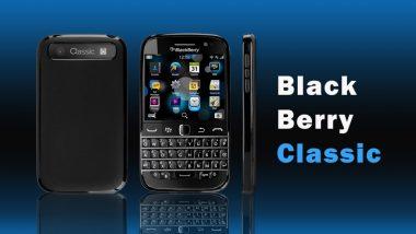 BlackBerry Classics