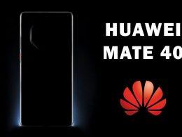 Huawei-Mate-40 - с шестоъгълен камера модл