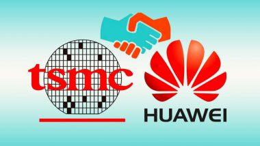 TSMC-Huawei