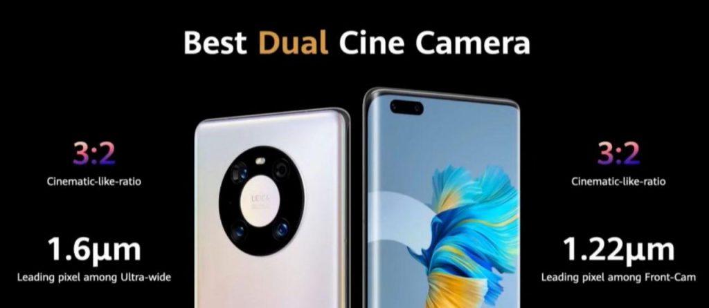 Най-добрата двойна кино камера (dual cine camera)