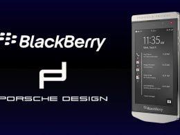 BlackBerry Porsche Design P'9982