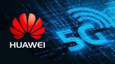Tiangang Huawei 5G чип