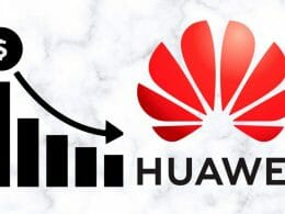 Huawei за първо тримесечие отчитат спад в продажбите