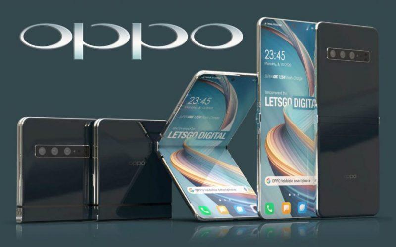 Oppo Reno Flip 5G - патент за сгъваем телефон - divna.Tech