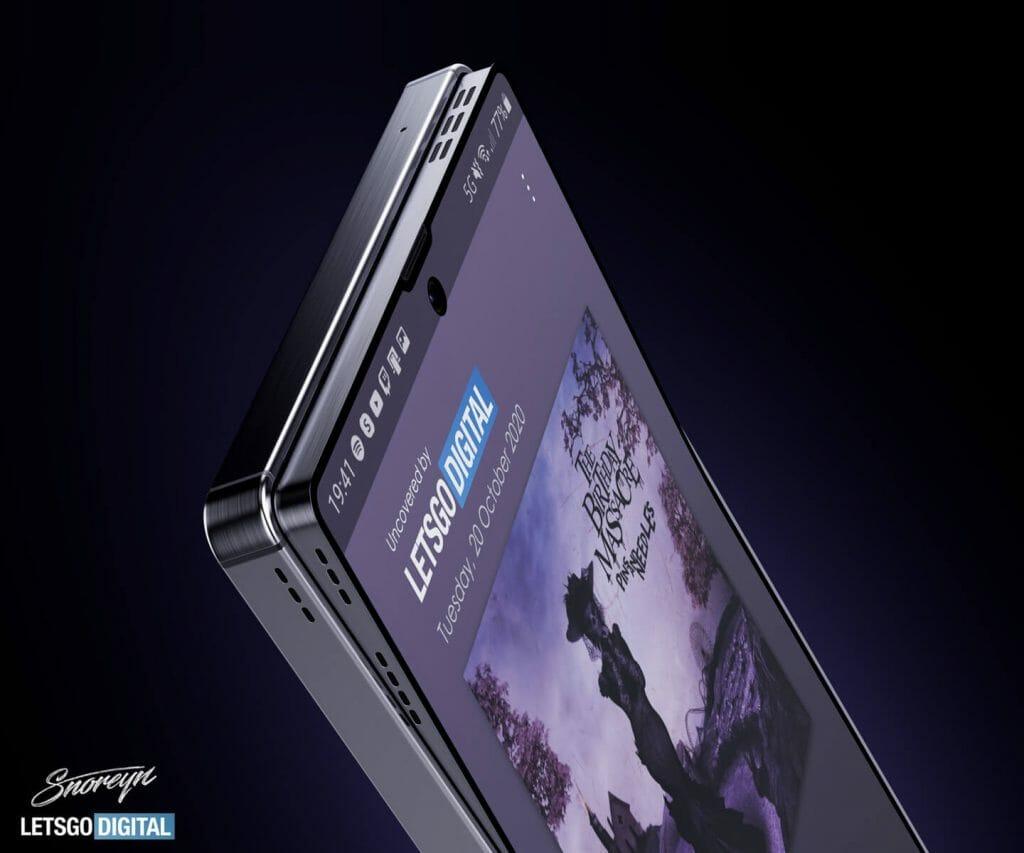 Samsung Galaxy с резонансна камера за високо качество на звука