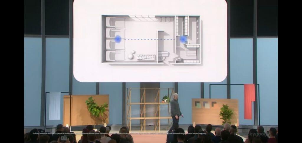 В затворено пространство Pixel Buds 2 поддържаt връзка през 3 помещения