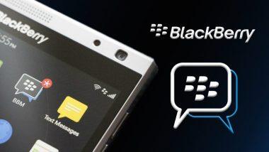 BBM lackBerry Messenger
