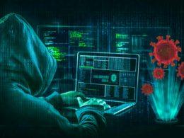 Cyber-attack.