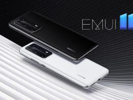 EMUI 11 Huawei P40
