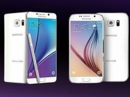 Galaxy Note 5 galaxy S6