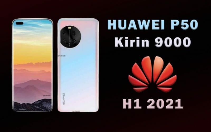 Huawei-P50