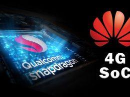 Qualcomm получиха лиценз да продават 4G чипсети на Huawei. Телефоните Huawei P50 могат да бъдет с мобилните платформи Snapdragon.