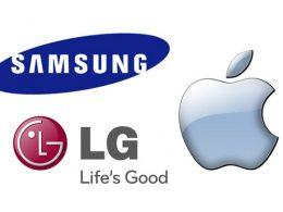 Samsung-Apple-LG