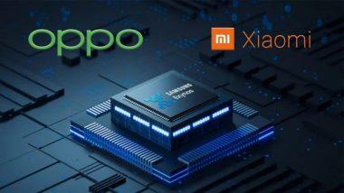 Samsung Exynos OPPO Xiaomi