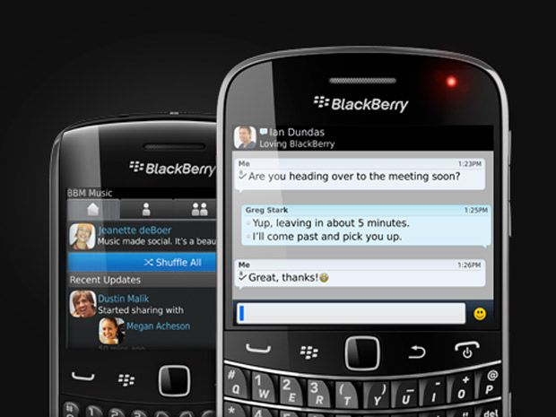 BlackBerry Messenger, BlackBerry Groups, BlackBerry Channels