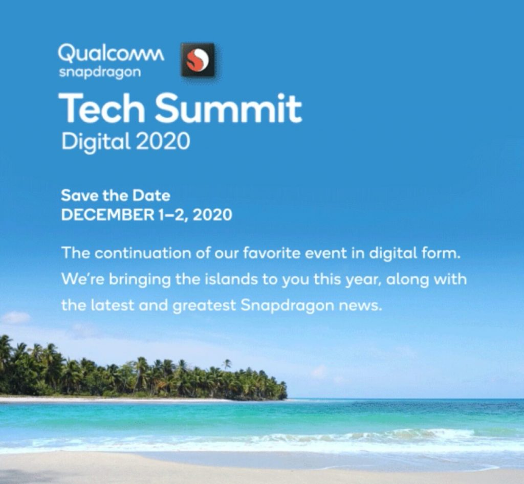 Qualcomm ще обявят Snapdragon 875 SoC на 1 декември 2020 г.