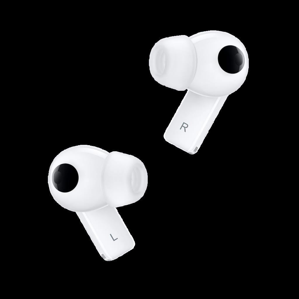 Huawei FreeBuds Pro в бяло