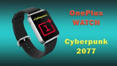 oneplus-watch-cyberpunk-2077