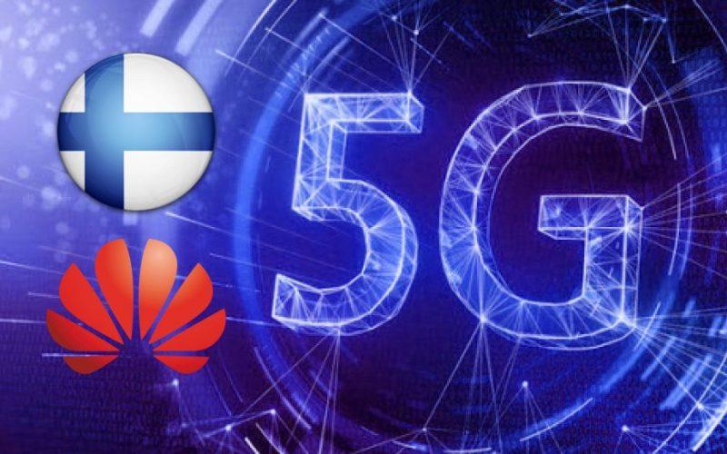 5G-Finland-Huawei