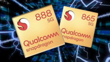 Snapdragon 888 vs snapdragon 865