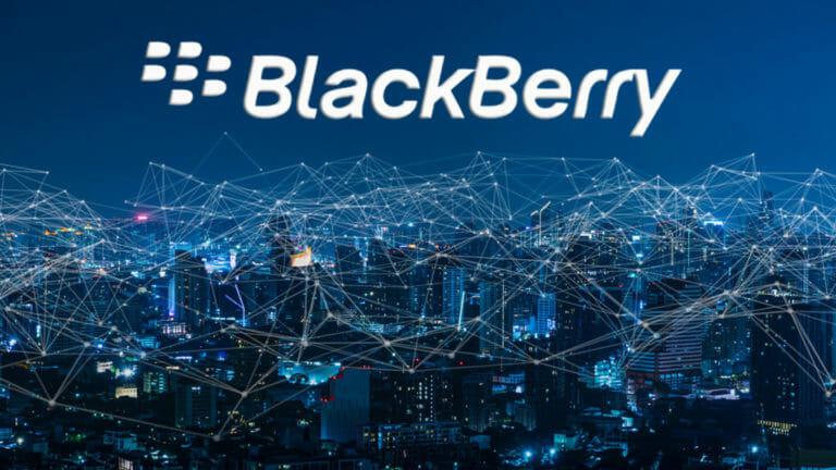 BlackBerry Google Partnership