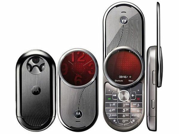 Motorola AURA (2008)